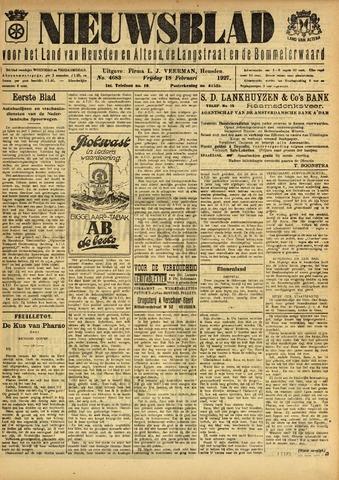 Nieuwsblad het land van Heusden en Altena de Langstraat en de Bommelerwaard 1927-02-18