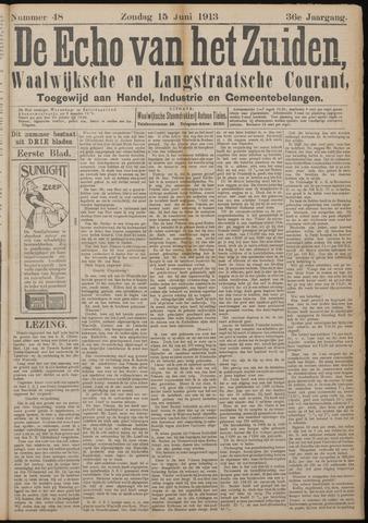 Echo van het Zuiden 1913-06-15