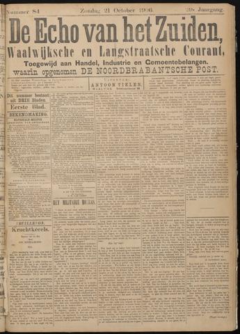 Echo van het Zuiden 1906-10-21