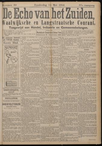 Echo van het Zuiden 1914-05-14