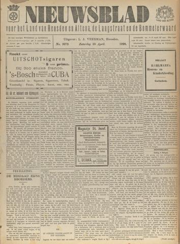 Nieuwsblad het land van Heusden en Altena de Langstraat en de Bommelerwaard 1920-04-10