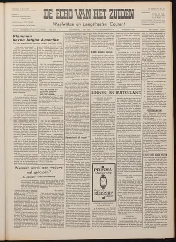 Echo van het Zuiden 1959-07-10