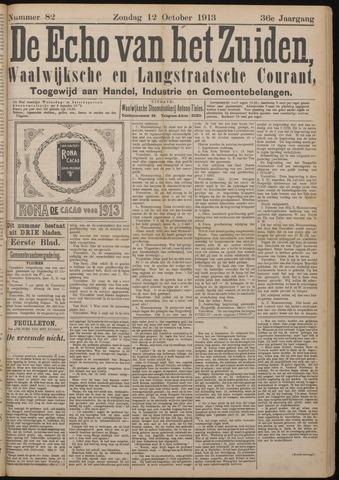 Echo van het Zuiden 1913-10-12