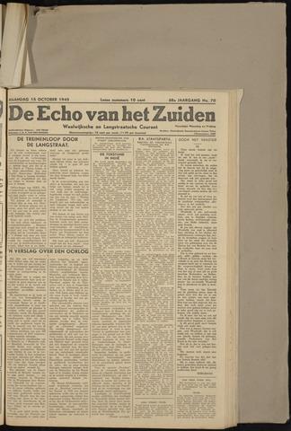 Echo van het Zuiden 1945-10-15