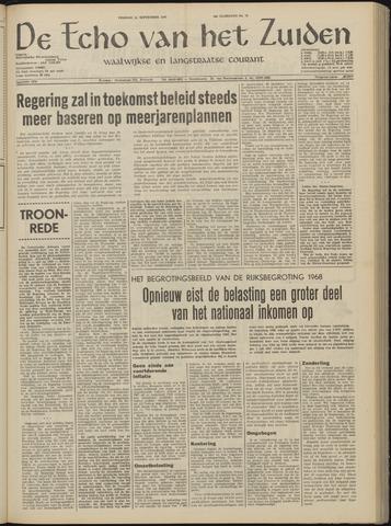 Echo van het Zuiden 1967-09-22