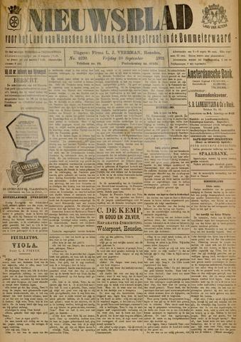 Nieuwsblad het land van Heusden en Altena de Langstraat en de Bommelerwaard 1922-09-30