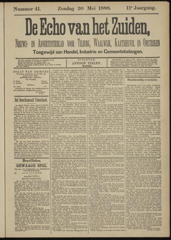 Echo van het Zuiden 1888-05-20