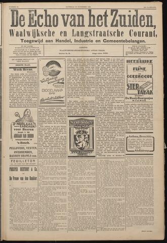Echo van het Zuiden 1926-11-27