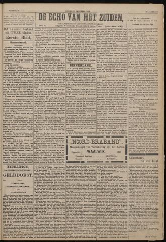 Echo van het Zuiden 1918-12-15