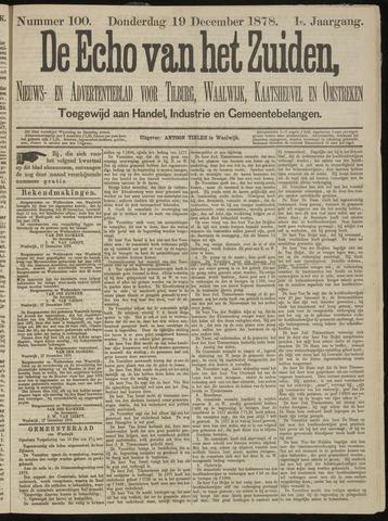 Echo van het Zuiden 1878-12-19