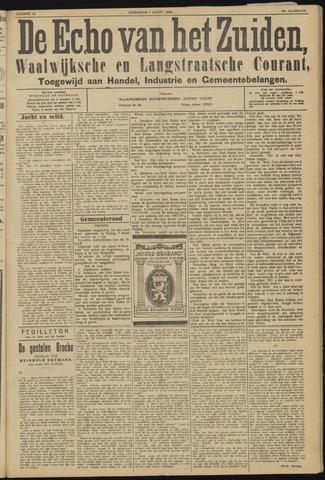 Echo van het Zuiden 1923-03-07