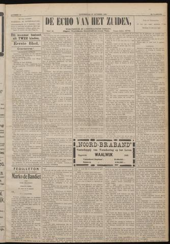 Echo van het Zuiden 1920-10-21