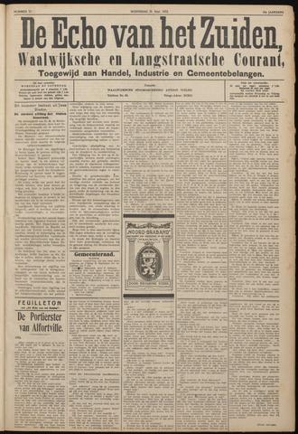 Echo van het Zuiden 1922-09-20