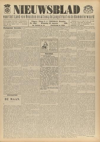 Nieuwsblad het land van Heusden en Altena de Langstraat en de Bommelerwaard 1928-08-22
