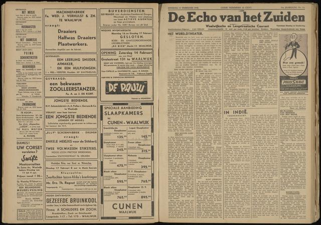 Echo van het Zuiden 1948-02-17