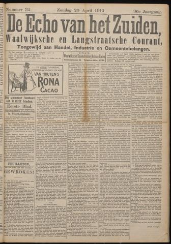 Echo van het Zuiden 1913-04-20