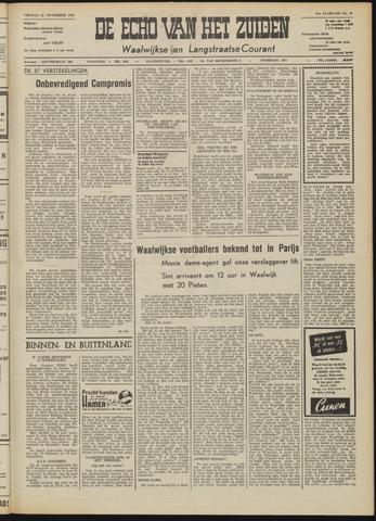 Echo van het Zuiden 1958-11-21