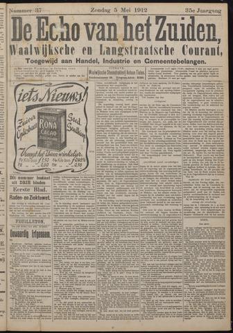 Echo van het Zuiden 1912-05-05