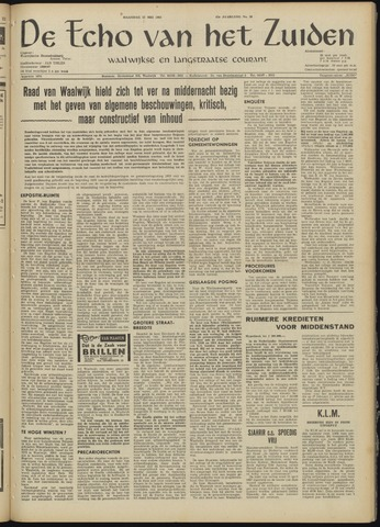 Echo van het Zuiden 1963-05-13