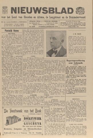 Nieuwsblad het land van Heusden en Altena de Langstraat en de Bommelerwaard 1949-02-28