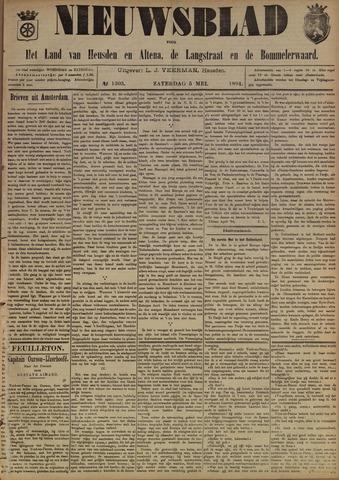 Nieuwsblad het land van Heusden en Altena de Langstraat en de Bommelerwaard 1894-05-05