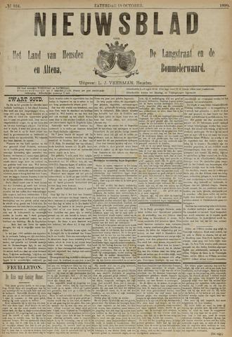 Nieuwsblad het land van Heusden en Altena de Langstraat en de Bommelerwaard 1890-10-18