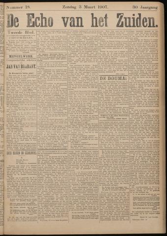 Echo van het Zuiden 1907-03-03