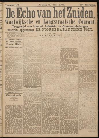 Echo van het Zuiden 1906-07-29
