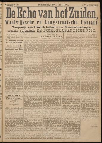 Echo van het Zuiden 1906-07-19