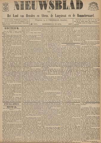 Nieuwsblad het land van Heusden en Altena de Langstraat en de Bommelerwaard 1897-08-19