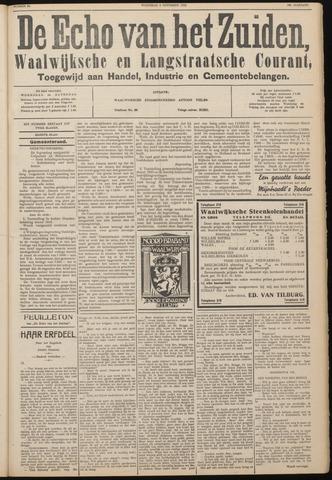 Echo van het Zuiden 1933-11-08