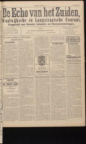 Echo van het Zuiden 1936-04-18