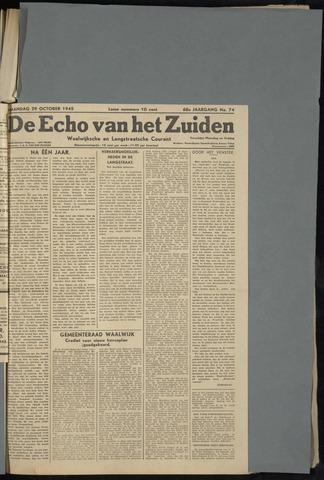 Echo van het Zuiden 1945-10-29