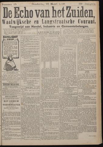 Echo van het Zuiden 1909-03-25