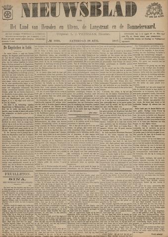 Nieuwsblad het land van Heusden en Altena de Langstraat en de Bommelerwaard 1897-08-28