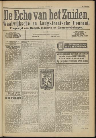 Echo van het Zuiden 1929-08-31