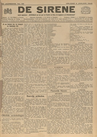 De Sirene 1946-01-04