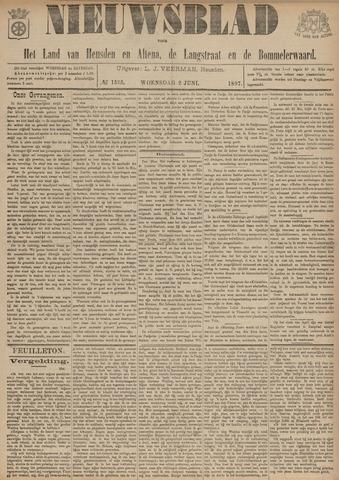 Nieuwsblad het land van Heusden en Altena de Langstraat en de Bommelerwaard 1897-06-02