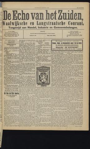 Echo van het Zuiden 1929-08-28