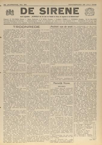 De Sirene 1946-07-25