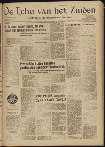 Echo van het Zuiden 1963-10-04