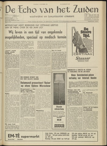Echo van het Zuiden 1969-11-17