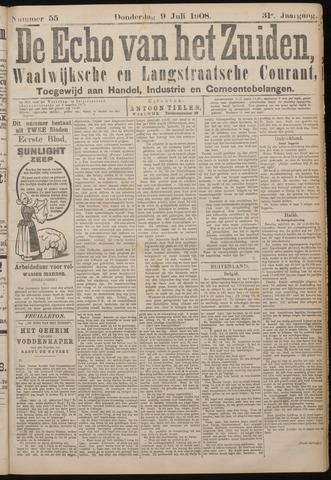 Echo van het Zuiden 1908-07-09