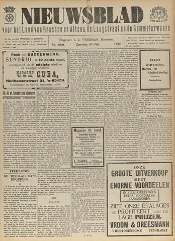 Nieuwsblad het land van Heusden en Altena de Langstraat en de Bommelerwaard 1920-07-10
