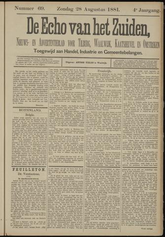 Echo van het Zuiden 1881-08-28