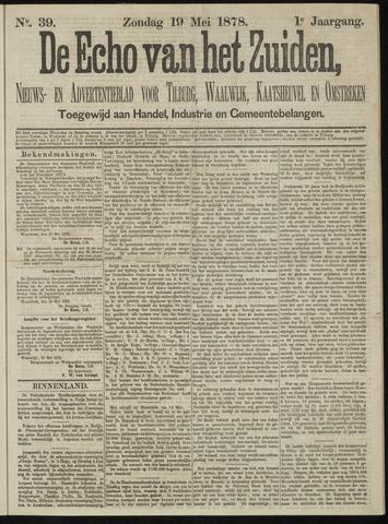 Echo van het Zuiden 1878-05-19