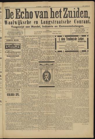 Echo van het Zuiden 1923-08-11