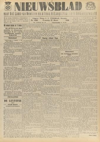 Nieuwsblad het land van Heusden en Altena de Langstraat en de Bommelerwaard 1929-03-20