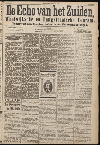 Echo van het Zuiden 1922-11-22