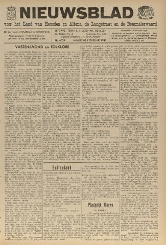 Nieuwsblad het land van Heusden en Altena de Langstraat en de Bommelerwaard 1948-02-09